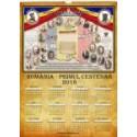 Calendar Romania - primul centenar 2018