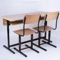 Banca scolara dubla reglabila cu 2 scaune  - FIRST-L