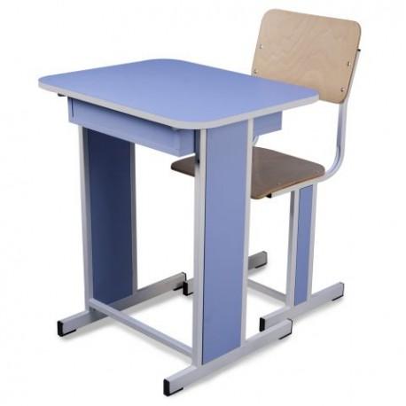 Banca individuala fixa cu scaun-TITAN-L