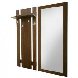 Cuier sala de clasa FAVORIT cu oglinda