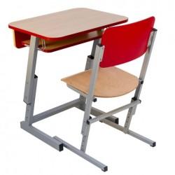 Banca individuala cu scaun reglabile UNION-L