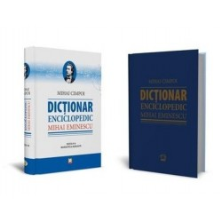 Dictionar enciclopedic Mihai Eminescu