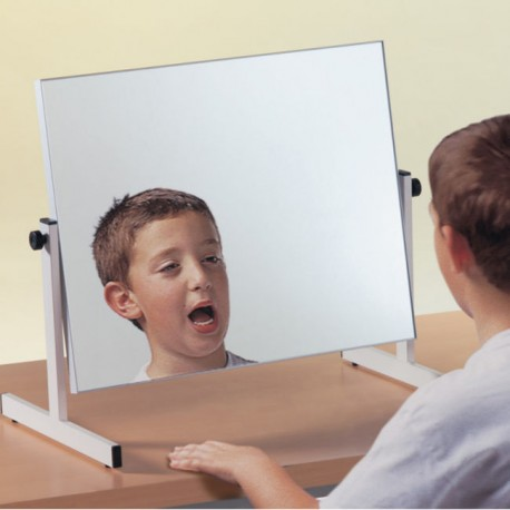 Oglinda logopedica | Logo Mirror