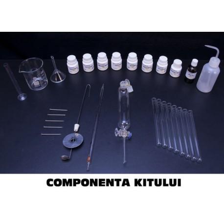 KIT – Echilibrul chimic- Liceu