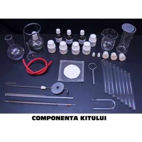 KIT – Legaturi chimice - Liceu