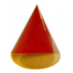 Con in sectiune triunghiulara
