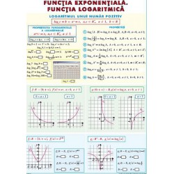 Functia exponentiala. Functia logaritmica / Integrala definita