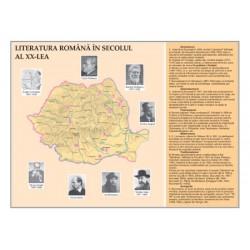 Literatura romana in secolul al XX-lea