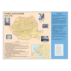 Vasile Alecsandri (1821-1890)