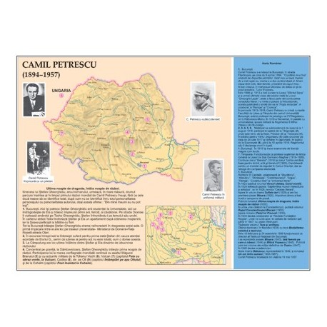Camil Petrescu (1894-1957)