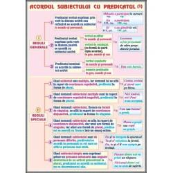 Acordul subiectului cu predicatul (1) / Procedee de expresivitate artistica (1)