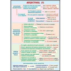 Adjectivul (2) / Interjectia