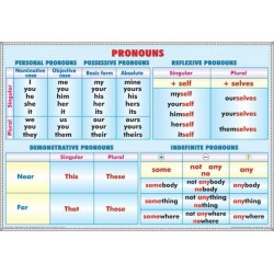 Pronouns / Verb tenses (2)