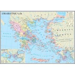 Lumea greaca in antichitate