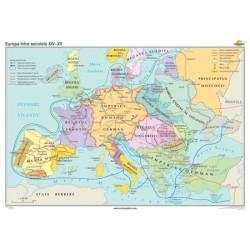 Europa intre secolele XIV-XV