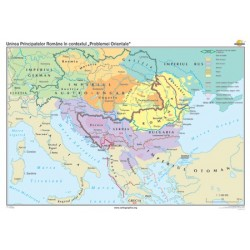 Unirea Principatelor Romane si problema nationala in Europa Centrala si Balcani