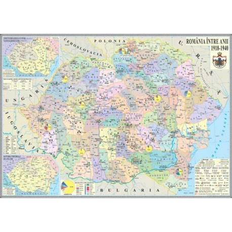 Romania intre anii 1918-1940