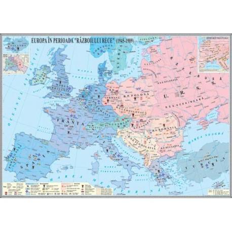 "Europa in perioada ""razboiului rece"" (1945-1989)"