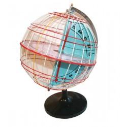 Glob - Longitudinea si Latitudinea