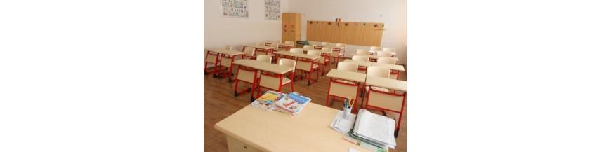 Mobilier scolar gimnaziu