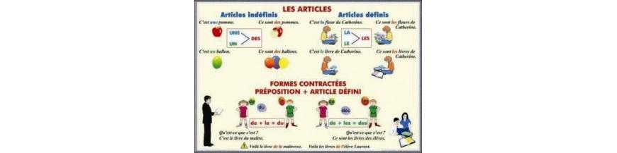 Planse limba franceza