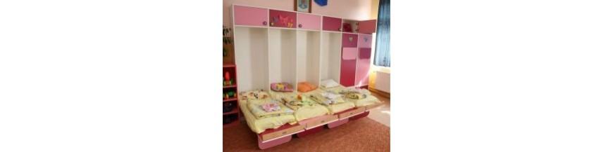 Mobilier dormitoare gradinita