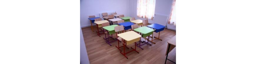 Mobilier scolar pentru clasa pregatitoare si clasele I-IV
