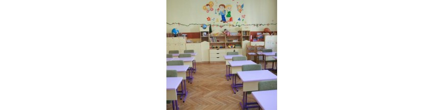 Mobilier scolar auxiliar clasa pregatitoare si clasele I-IV