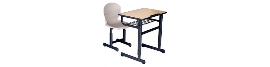 Mobilier scolar individual (set)