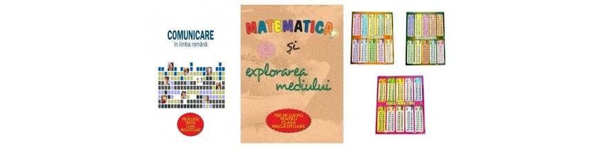 Planse educationale pentru clasa pregatitoare